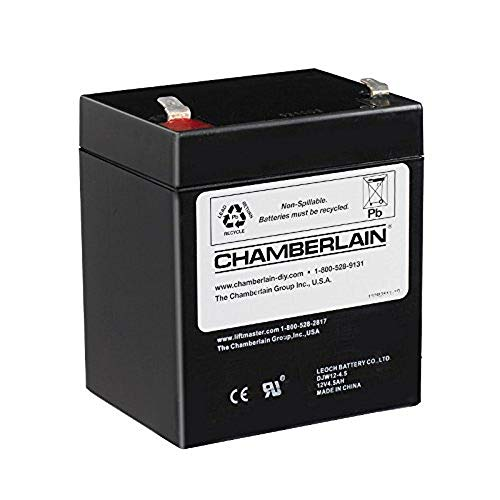 Chamberlain / LiftMaster / Craftsman 4228 Replacement Battery for Battery Backup Equipped Garage Door Openers (Packaging May Vary)