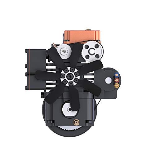 POXL 4 Stroke RC Engine Methanol Motor Toyan Engine für 1:10 1:12 1:14 RC Auto Boot Flugzeug - FS-S100A