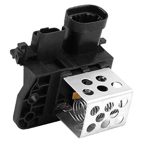 Motor del ventilador del ventilador de calefacción SmartSense Radiador Resistencia del relé del ventilador para Citroen C4 / Picasso/Berlingo 9673999980 Accesorios para automóviles