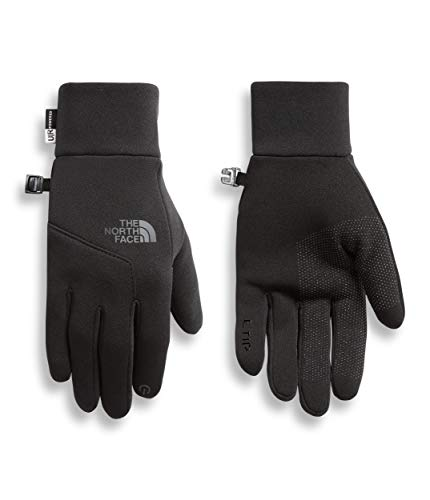 The North Face Etip Glove, TNF Black, Medium