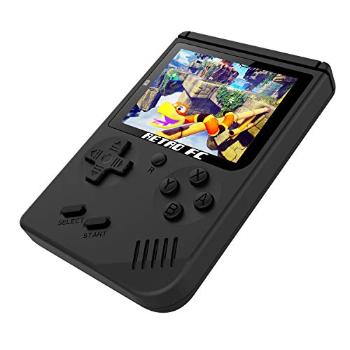 ★Builtin 168 Classic Games . It Will Take You Back To Your Childhood ★Digital Multiplatform Device , Can Play On Tv,Batteries Included ★Come With A Rechargeable Lithium Battery And A Usb Cable , 6 Hours Of Continuous Game Play ★Convenient Size And ...