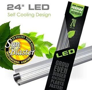 SunBlaster LED 6400K Full Spectrum High Output Strip Light (24