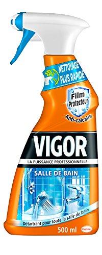 VIGOR - Spray Salle de Bain - 500 ml