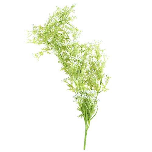 Garneck Kunstbloemen Nep Plant Ornament Boeket Plastic Rotan Decor Planten Bos Voor Bruiloft Thuis Tafel Decoratie