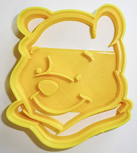 WINNIE THE POOH CHARACTER SPECIAL OCCASION COOKIE CUTTER 3D PRINTED MADE IN THE USA PR455