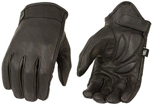 Milwaukee - MG7510-BLK-M Men's Summer Cruising Gloves (Black, Medium)
