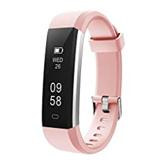No heart rate monitor accurately records all-day activities like Steps, Distance, calories burned and active minutes; precise algorithm enables more scientific exercise A great sleep starts a productive day; It trackers your sleep duration and consis...
