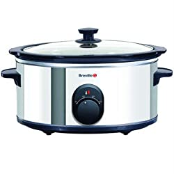 Low / high and Auto cook functions Removable ceramic bowl Tempered glass lid Power on indicator light Cool touch handles