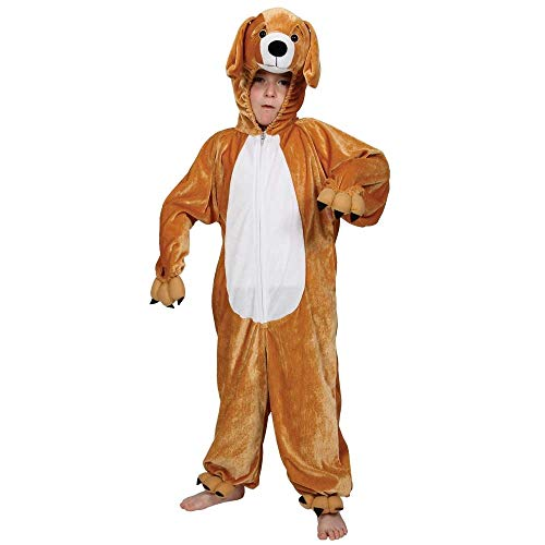 Puppy Dog - Kids Costume 7 - 8 years