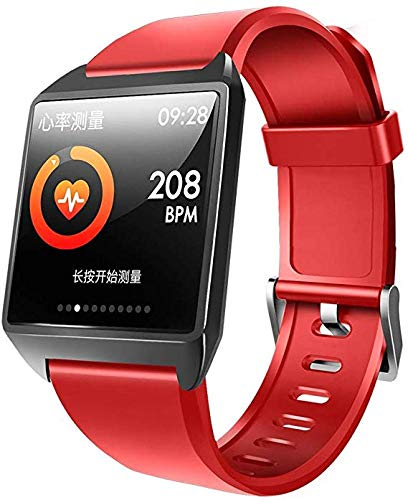 ZNSBH Fitness Tracker HR, Activiteit Tracker Watch, Waterdichte Smart Fitness Band Step Counter, Calorie Counter, Stappenteller Horloge Kids Vrouwen Mannen