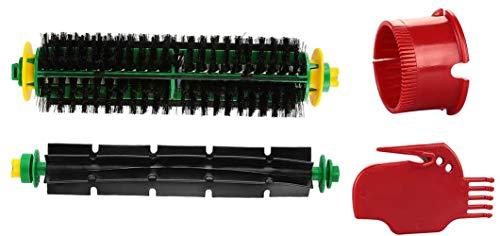 HOME SPARE PARTS - Pièces détachées pour iRobot Roomba 500 Series, 4 pièces, Brosses pour iRobot Roomba 500, aspirateur sans fil, brosses, Sans fil