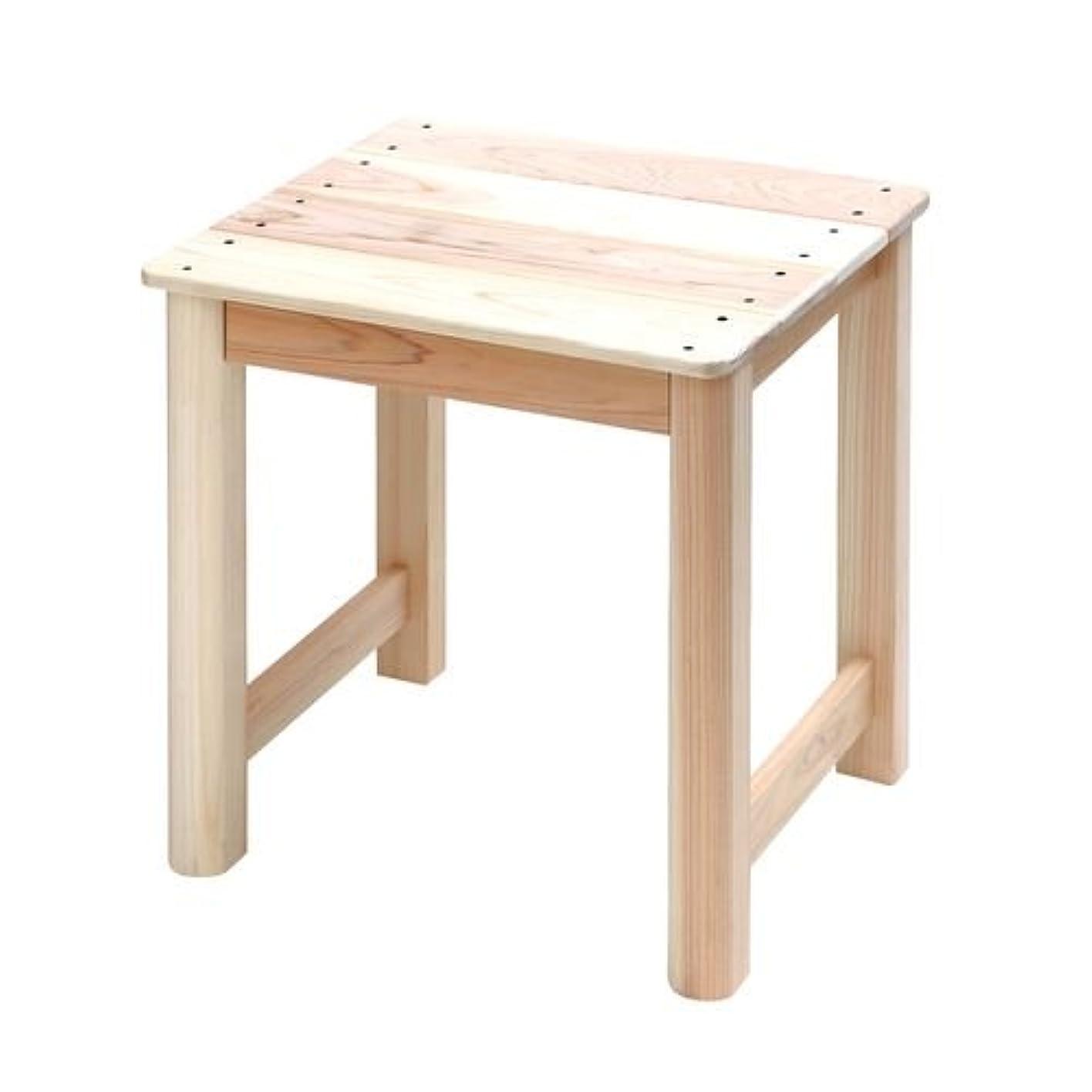 天使欠如危険を冒しますひのきキッズテーブルキット テーブル