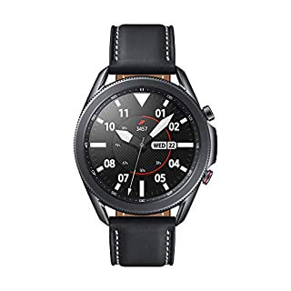 Samsung Galaxy Watch 3 Stainless Steel 45 mm Bluetooth Smart Watch - Mystic Black (UK Version) (B08C5LLZRM) | Amazon price tracker / tracking, Amazon price history charts, Amazon price watches, Amazon price drop alerts