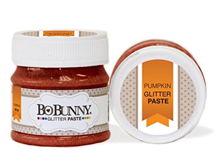 Bo Bunny DD DoubleDot Glitter Paste Pumpkin