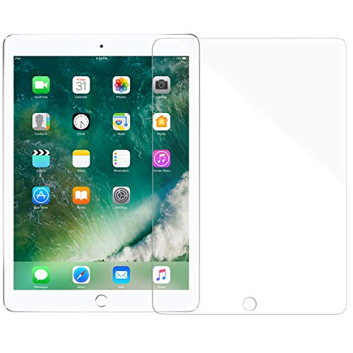 MoKo Protector de Pantalla para iPad 9.7 Pulgadas 2017- Premium HD Claro...