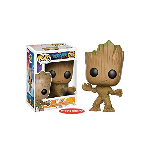 Funko Figurine Marvel - Gardiens De La Galaxie 2 - Young Groot, 10 cm