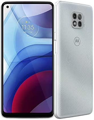 Moto G Power 2021 3 Day Battery Unlocked Made for US by Motorola 3 32GB 48MP Camera Silver product image