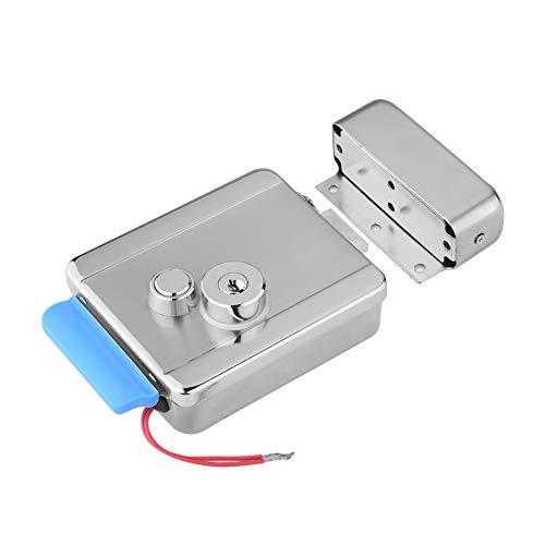 Elektronisch deurslot, Bewinner elektrisch slot Q799 veiligheidsslot Elektrisch deurslot voor toegangssystemen Hoge diefstalbeveiliging, hoge kluis