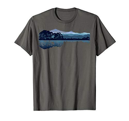 Nature Guitar Shirt | Cute Music Environment Lovers Tee Gift