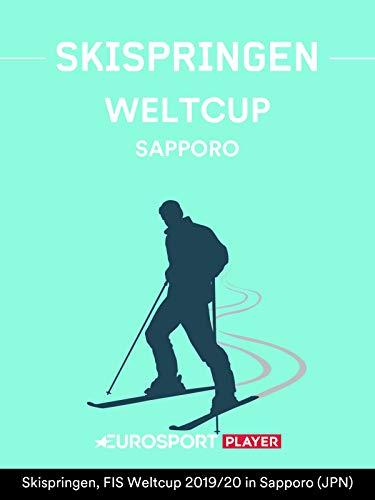 Skispringen: FIS Weltcup 2019/20 in Sapporo (JPN) / Qualifikation (HS 137)