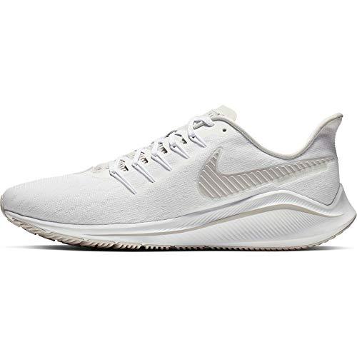 Nike Air Zoom Vomero 14 Mens Running Shoes White/Vast Grey 13 M US