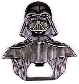 Daxueyanstar Wars Darth Vader Alloy Beer Corkscrew Keychain Jewelry Toys High Quality Kitchen Tool Corkscrew