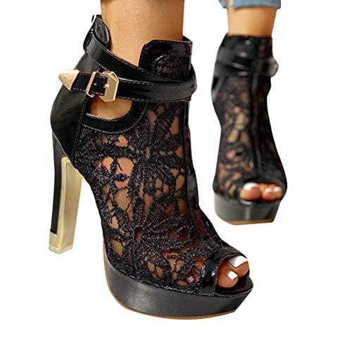Minetom Sandalen Damen Schuhe Bild