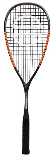 Unsquashable Squashschläger Inspire Y-4000, Long-String, 100% Graphit, tolles Allround Racket, 296167