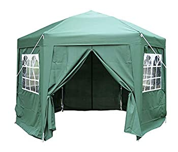 Airwave 3.5m Hexagon Gazebo