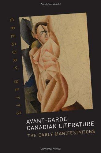 Betts, G: Avant-Garde Canadian Literature