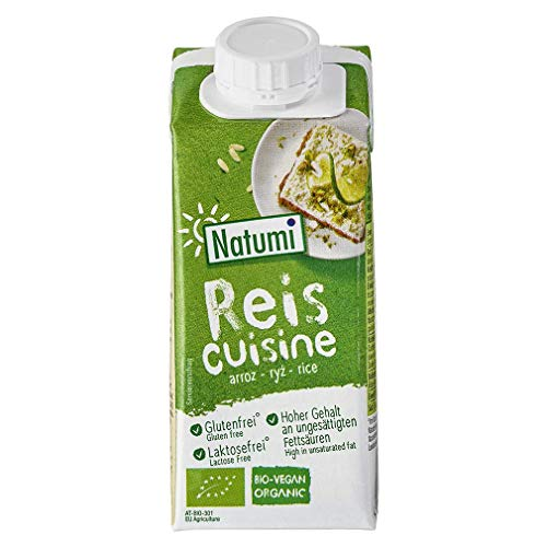 Natumi Bio Reis Cuisine (6 x 200 ml)