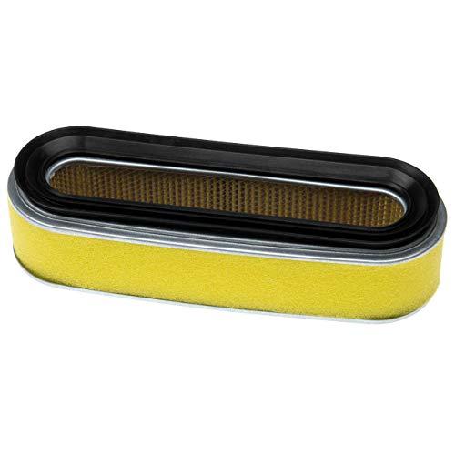 vhbw Set de filtres (1x filtre à air, 1x préfiltre) remplace Honda 17210-Z1V-003, 17210-ZE7-003 pour tracteur tondeuse