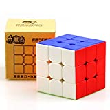 FunnyGoo YuXin Little Magic 3x3x3 Cubo Magico Speed Cube Cubo Magico Twsit Fast Speedly ( Senza Adesivo )