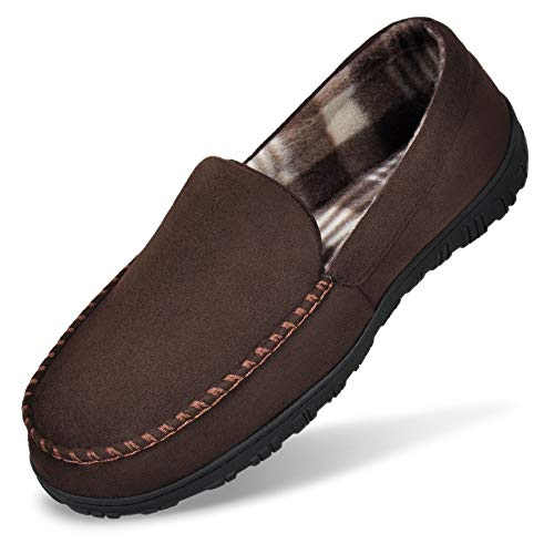 Bedroom Shoes for Men Leather