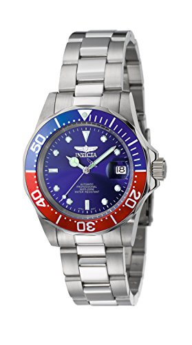 Invicta Men's Pro Diver Automatic Stainless Steel Watch, Silver (Model: 5053)