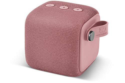 Fresh 'n Rebel ROCKBOX Bold S Dusty Pink | Altavoz Bluetooth Impermeable Portátil