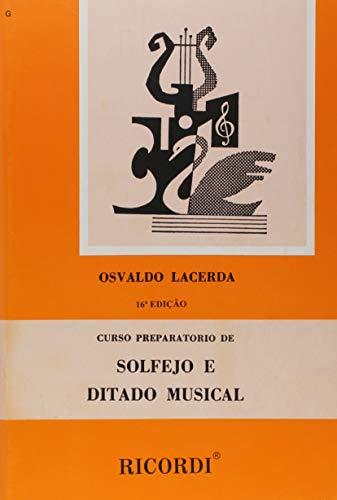 Curso Preparatório de Solfejo e Ditado Musical