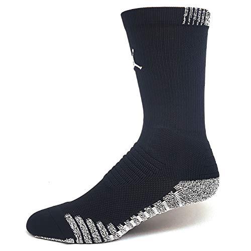 Nike Jordan Vapor Crew Socks, SX7012-010 (Large)