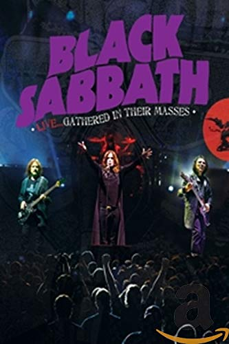 Black Sabbath - Live... Gathered In Their Masses (+ CD) [Blu-ray]