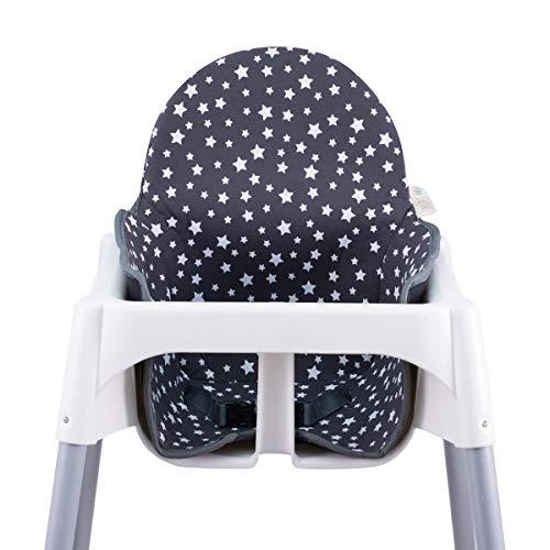 JANABEBE Mat for IKEA Highchair (Winter Sky)