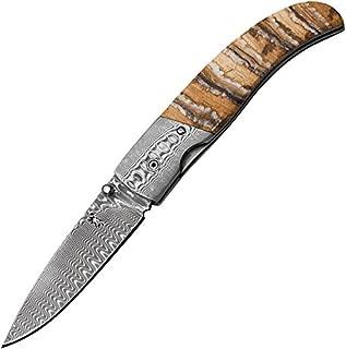 Browning Sf Damascus Mammoth Folder Knife