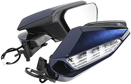 MYHJ Motorcycle Mirrors LED Signal for High quality Sale price Light Honda Goldwing Lens