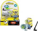 Minions: Loud 'N Rowdy Stuart Talking Action Figure with Fart Cannon Toy, Kids Gift Ages 4 Years & Older