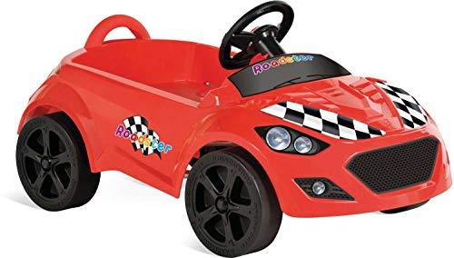 Veiculo a Pedal Roadster, Brinquedos Bandeirante, Multicor
