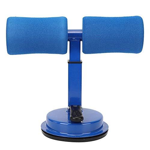 Heitune Crunches Assistent Sit-up-Hilfe-Taille Fettreduktion Haushaltsbauchfitnessgeräte (blau)