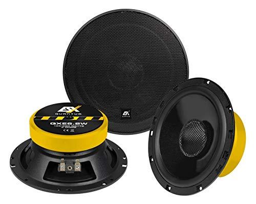 ESX QXE6.2W - 16cm Kickbass Tiefmittelton Lautsprecher