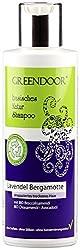 Greendoor Shampoos ohne Silikone und Sulfate