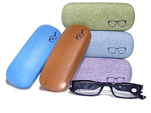 ZUBER® leesbril + 3,5 met LED-verlichting - UK SELLER 24 uur DISPATCH