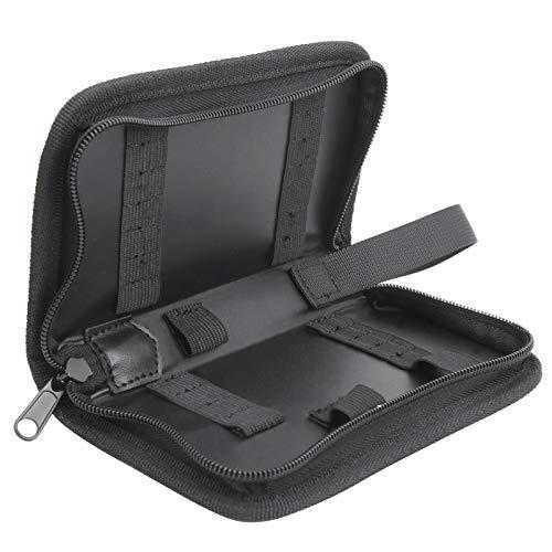 Dilwe RC-Reparatur-Werkzeugtasche, Mini Lightweight Portable Multifunktions-Universal-Fernbedienungs-Autoreparatur-Werkzeugsatz-Tasche für Redcat / Hsp / Hpi / Traxxas / Axial-RC-Car