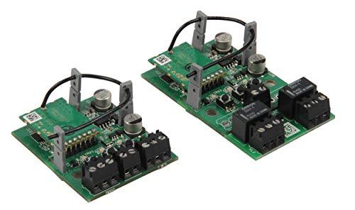 ELV Homematic IP Komplettbausatz Schaltplatine - 2-Fach HmIP-PCBS2, für Smart Home/Hausautomation